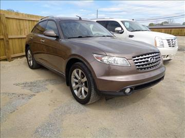 2004 Infiniti FX45 for sale in Indianapolis, IN