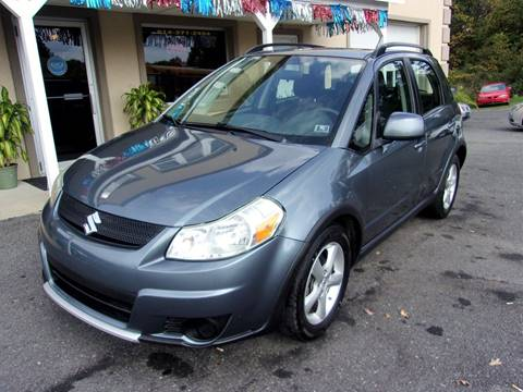 2008 Suzuki SX4 Crossover for sale in Du Bois, PA