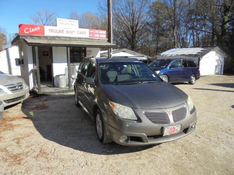 2007 Pontiac Vibe for sale in Garner, NC