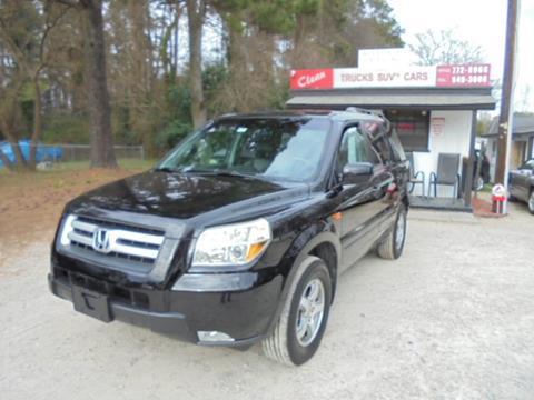 2007 Honda Pilot for sale in Garner, NC