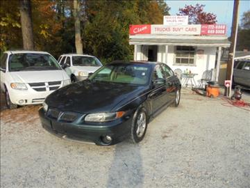 1999 Pontiac Grand Prix for sale in Garner, NC