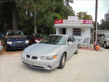 2000 Pontiac Grand Prix for sale in Garner, NC