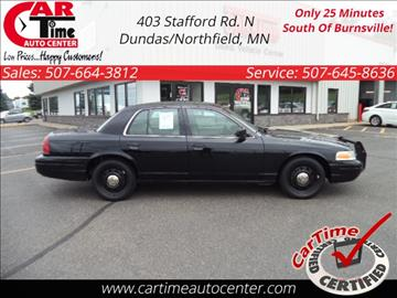 2010 Ford Crown Victoria for sale in Dundas, MN