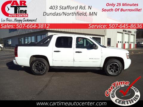 2012 Chevrolet Avalanche for sale in Dundas, MN