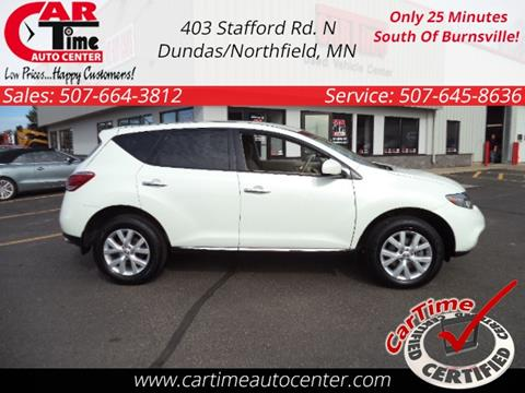 2014 Nissan Murano for sale in Dundas, MN