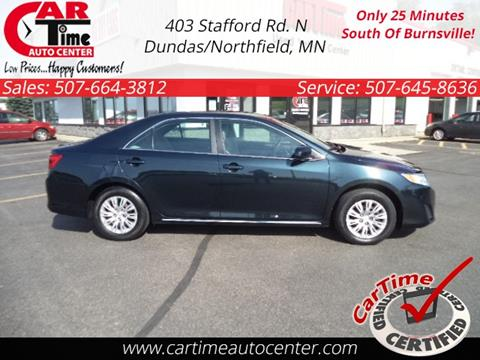 2014 Toyota Camry for sale in Dundas, MN