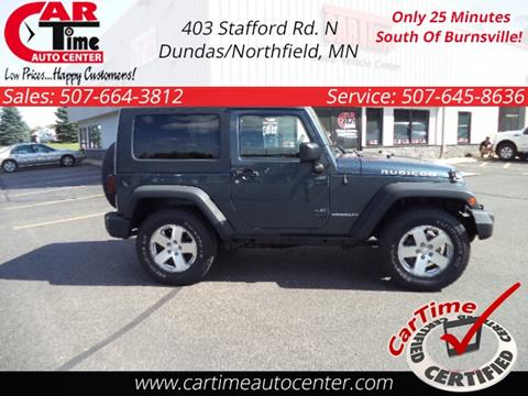 2007 Jeep Wrangler for sale in Dundas, MN