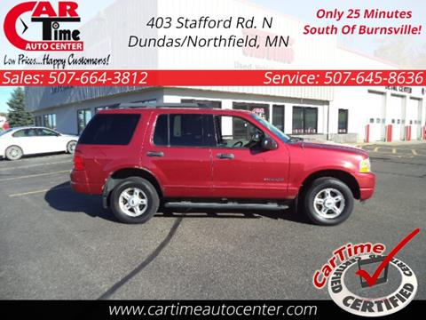 2005 Ford Explorer for sale in Dundas, MN