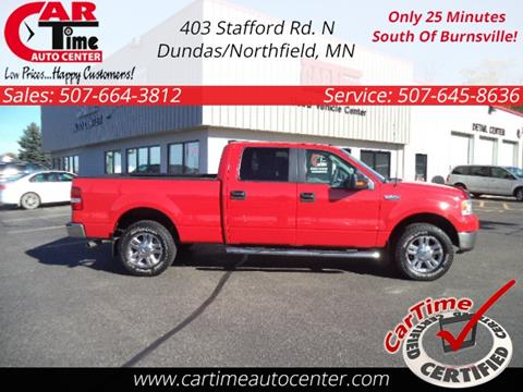 2008 Ford F-150 for sale in Dundas, MN