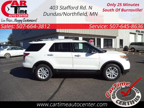 2014 Ford Explorer for sale in Dundas, MN