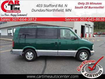 2000 GMC Safari for sale in Dundas, MN