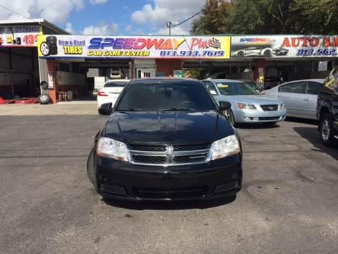 2012 Dodge Avenger for sale in Tampa, FL