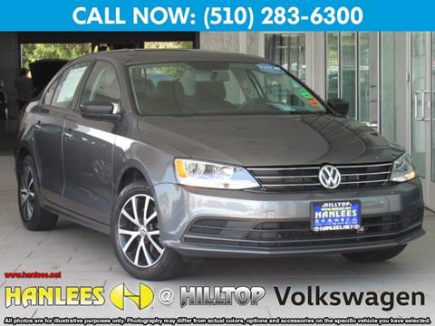 2016 Volkswagen Jetta for sale in Richmond CA