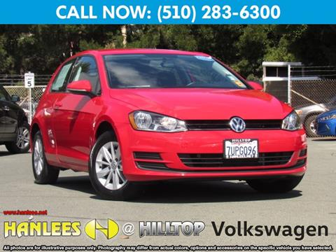 2015 Volkswagen Golf for sale in Richmond CA