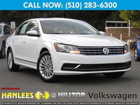 2016 Volkswagen Passat for sale in Richmond CA