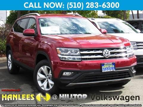 Hanlees Hilltop Volkswagen Richmond Ca Inventory Listings