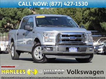 2016 Ford F-150 for sale in Richmond, CA