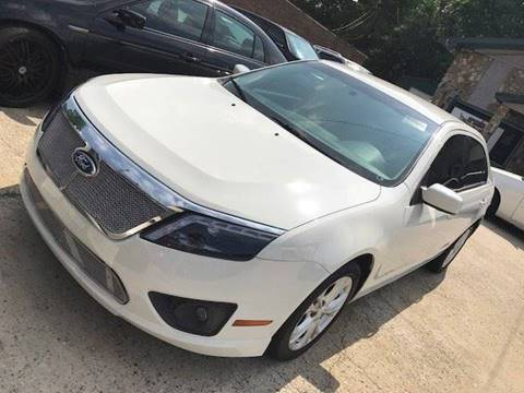 2012 Ford Fusion for sale in Woodstock GA