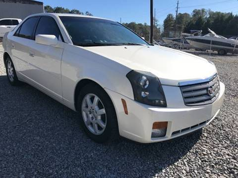 2005 Cadillac CTS for sale in Woodstock GA