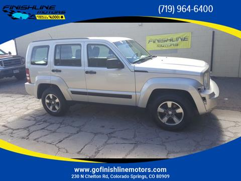 2008 Jeep Liberty for sale in Colorado Springs, CO