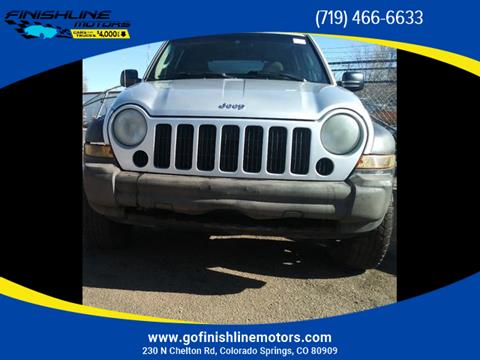 2005 Jeep Liberty for sale in Colorado Springs, CO