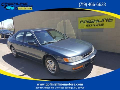 1997 Honda Accord for sale in Colorado Springs, CO
