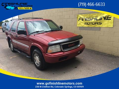 1999 GMC Jimmy for sale in Colorado Springs, CO