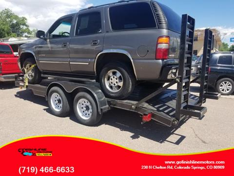 2015 Carry-On Trailer for sale in Colorado Springs, CO