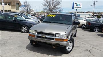 2000 Chevrolet S-10 for sale in Colorado Springs, CO