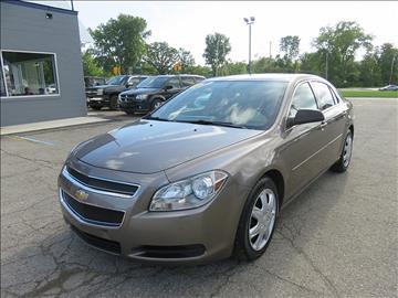 2010 Chevrolet Malibu for sale in Michigan Center, MI