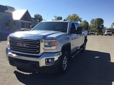 2015 GMC Sierra 2500HD for sale in Michigan Center, MI