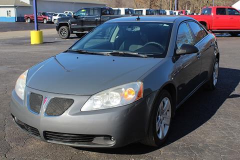 2008 Pontiac G6 for sale in Michigan Center, MI
