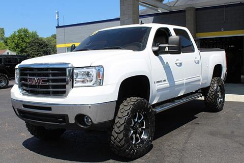 2009 GMC Sierra 2500HD for sale in Michigan Center, MI