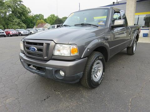 2010 Ford Ranger for sale in Michigan Center, MI