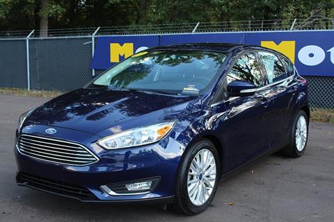 2017 Ford Focus for sale in Michigan Center, MI