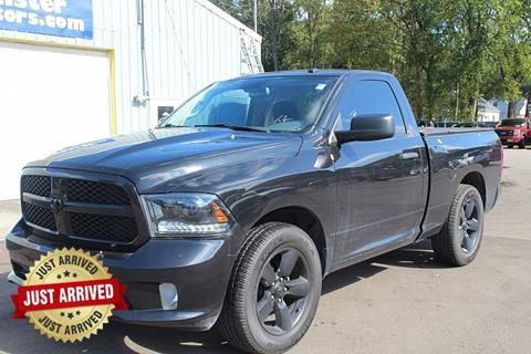 2015 RAM Ram Pickup 1500 for sale in Michigan Center, MI
