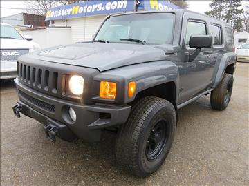 2008 HUMMER H3 for sale in Michigan Center, MI
