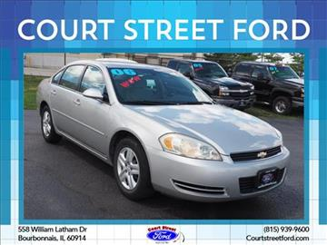 2006 Chevrolet Impala for sale in Bourbonnais, IL