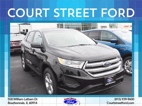 2017 Ford Edge for sale in Bourbonnais, IL