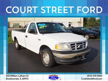 2000 Ford F-150 for sale in Bourbonnais, IL