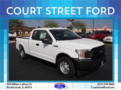 2018 Ford F-150 for sale in Bourbonnais, IL