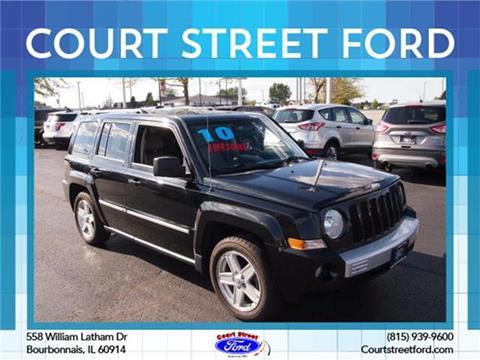 2010 Jeep Patriot for sale in Bourbonnais, IL