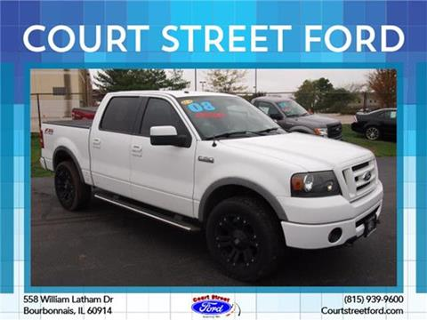 2008 Ford F-150 for sale in Bourbonnais, IL