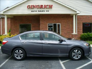 2013 Honda Accord for sale in Mount Joy, PA