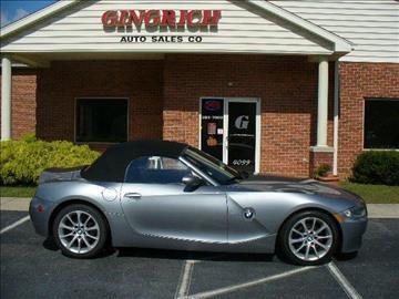 2006 BMW Z4 for sale in Mount Joy, PA