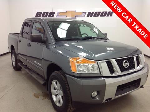 2014 Nissan Titan for sale in Louisville, KY