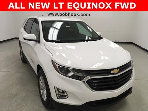 2018 Chevrolet Equinox for sale in Louisville, KY