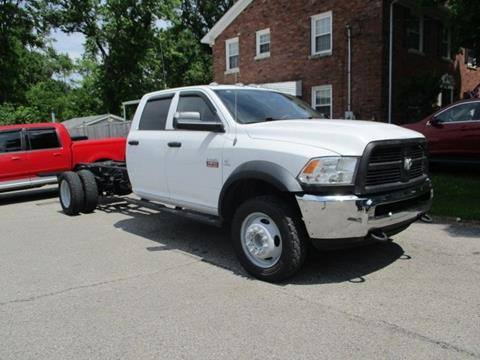2012 RAM Ram Chassis 4500 for sale in Louisville, KY