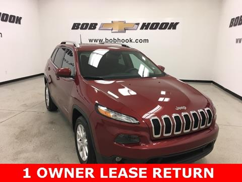 2016 Jeep Cherokee for sale in Louisville, KY