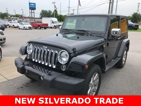 2016 Jeep Wrangler for sale in Louisville, KY